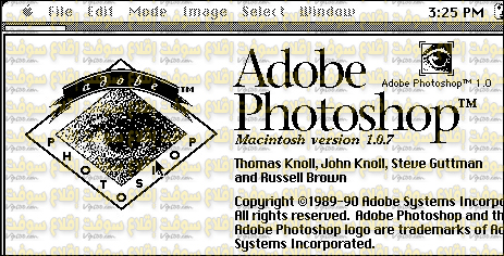 how to show history in photoshop